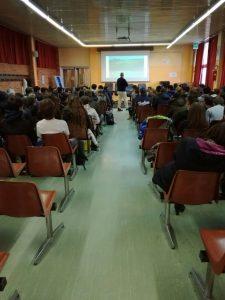terminato il ciclo di incontri presso l'Itis Cardano di Pavia