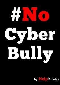 Programma manifestazione contro il Cyberbullismo del 22 marzo #NoCyberbully by Helpis onlus