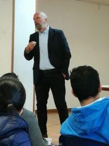 122 alunni (6 classi) – Scuola Media Angelini di Pavia #Bullismo #Cyberbullismo