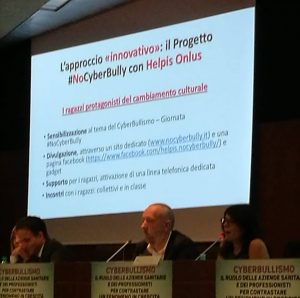 Convegno Cyberbullismo presso Regione Lombardia – Milano