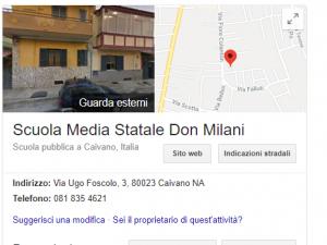 Caivano (Napoli) chiama… Pavia risponde!!