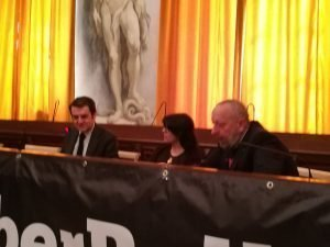 Conferenza Stampa di presentazione dell'evento #NoCyberBully del 23 marzo