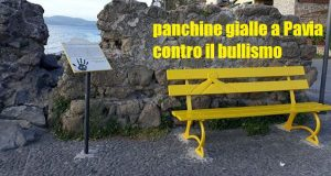 Panchine Gialle per Pavia