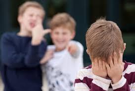 Esperienze scolastiche, Bullismo