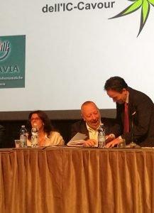 convegno bullismo Pavia Gino Fanelli