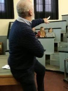 intervento contro il bullismo al Liceo Classico Foscolo di Pavia