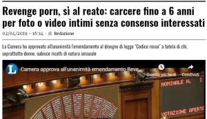 Gino Fanelli presidente di Helpis onlus revenge porn