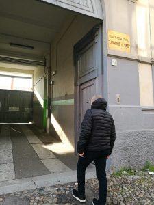 Gino Fanelli presidente di Helpis onlus scuola media Leonardo da Vinci di Pavia. incontri contro il bullismo