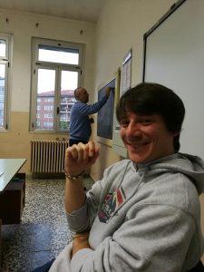 Gino Fanelli presidente di Helpis onlus