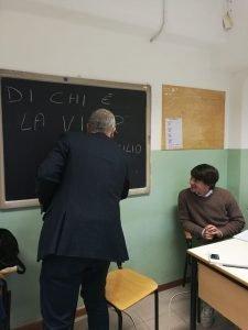 Gino Fanelli presidente Helpis Istituto L. Cossa Alberghiero di Pavia
